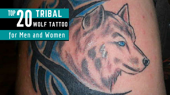 Top 18 Tribal Wolf Tattoo Designs For Men And Women Amazing Tattoo