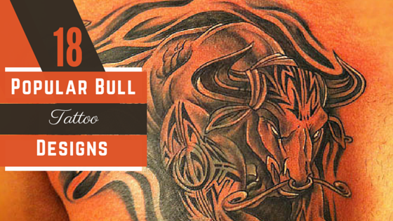 8933114644182 18 Popular Bull Tattoo Designs | Amazing Tattoo Ideas