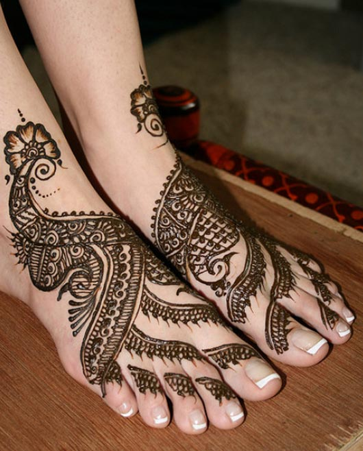 51 Creative Henna Tattoo Designs