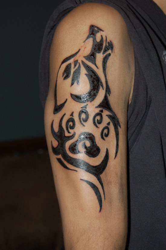 Tribal sleeve tattoos ideas