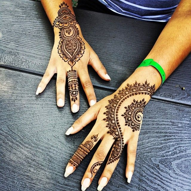 30 Intricate Mehndi Tattoos For Women