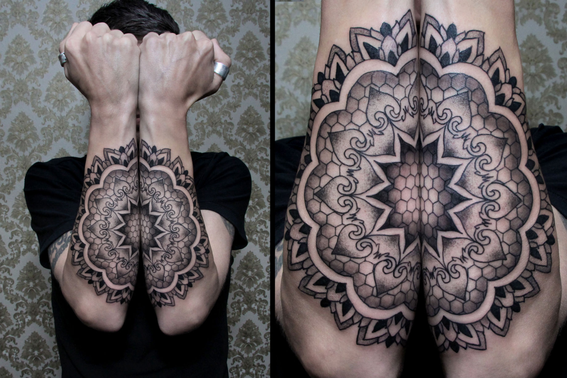 30 amazing dot work tattoo ideas