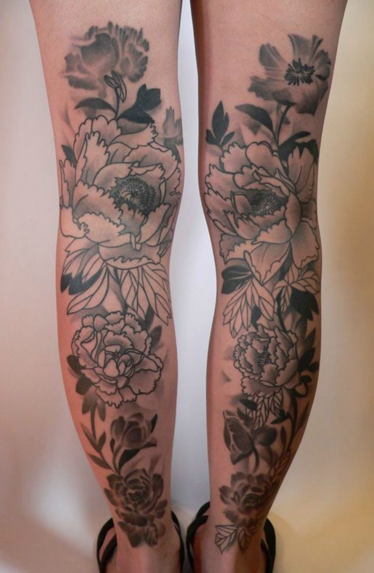 legs tattoos - tattoo collections