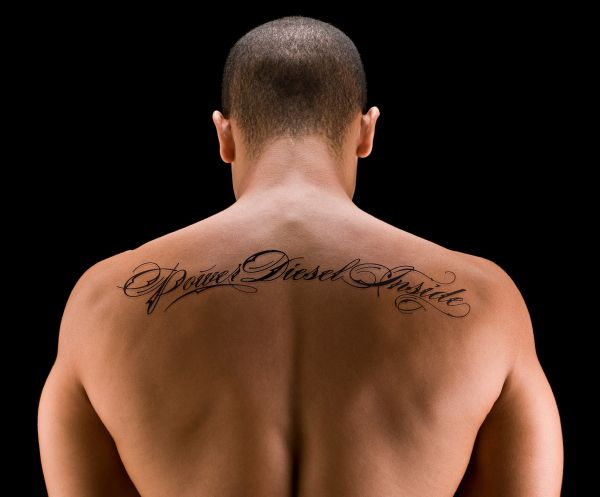 50 Remarkable Back Tattoo Designs For Men