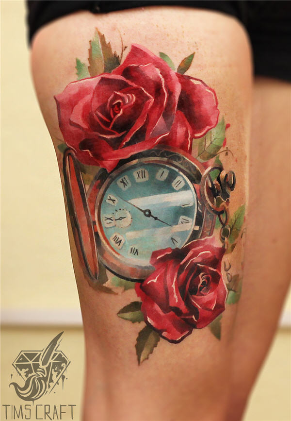 40 Breathtaking Rose Tattoo Designs Amazing Tattoo Ideas