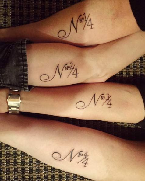 30 Admirable Sibling Tattoo Designs | Amazing Tattoo Ideas