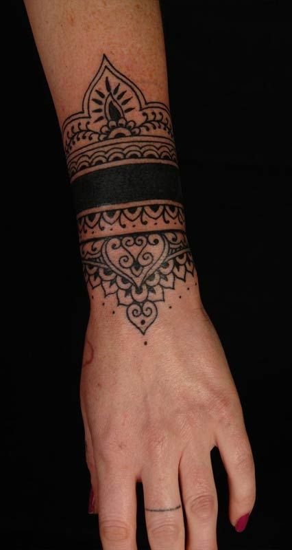 And Band Tattoos