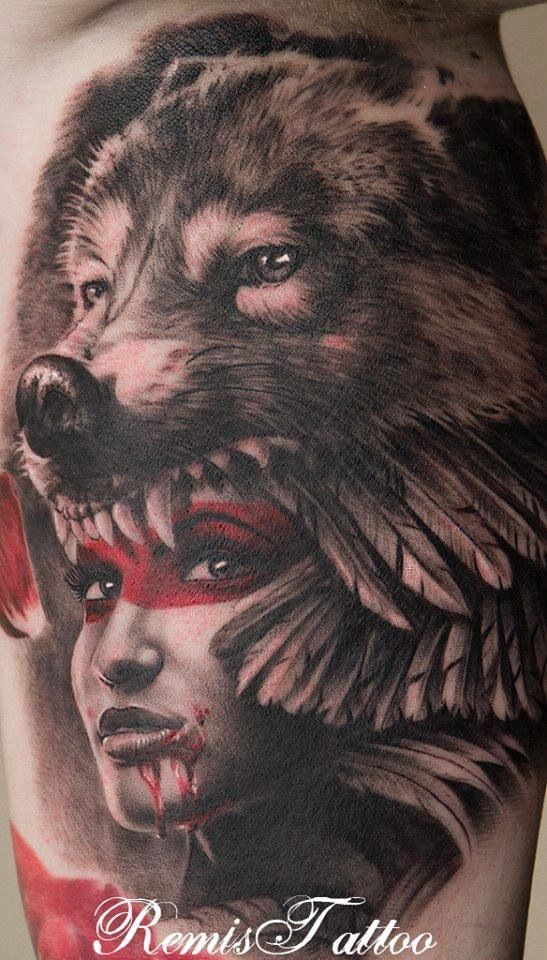 30 Creative Headdress Tattoo Amazing Tattoo Ideas