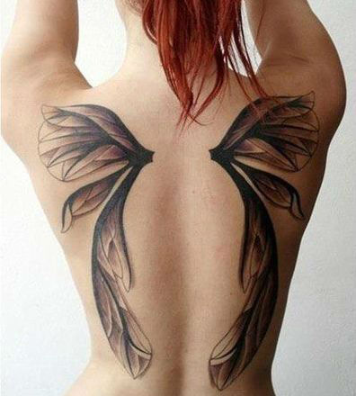 30 seductive back tattoos for women amazing tattoo ideas for Hot female back tattoos