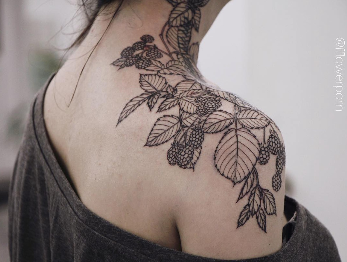 Shoulder Tattoo: 30 Exceptional Shoulder Cap Tattoo Designs