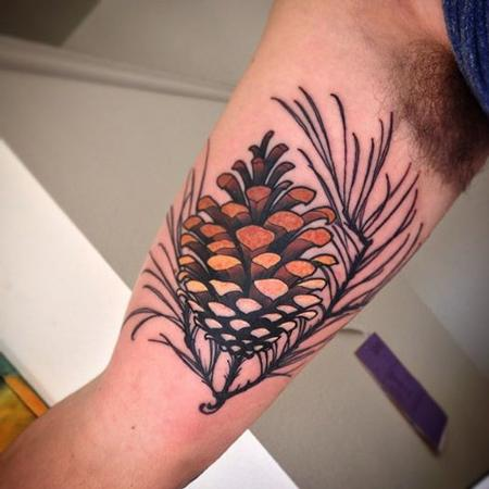 30 pine cone tattoo designs amazing tattoo ideas